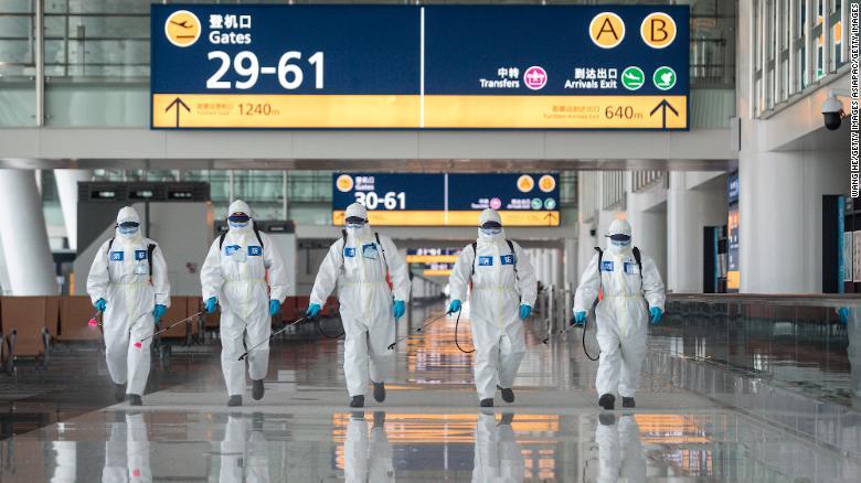 Corona Virus: Công nhân Trung Quốc ở Mỹ đang mất thị thực với công việc của họ.Nhưng bay về Trung Quốc thì quá đắt. Không lối về!