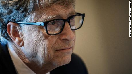 Microsoft founder Bill Gates warned in 2015 that the US was not prepared for a pandemic.