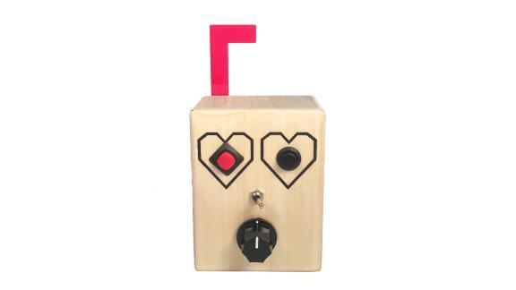 Lil' Mib Message in a Box