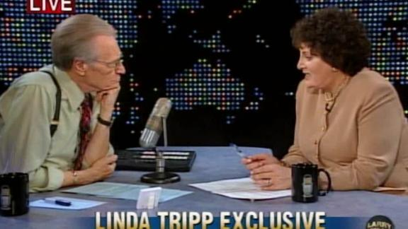 Image for Linda Tripp, and the trailing damage of the Clinton affair