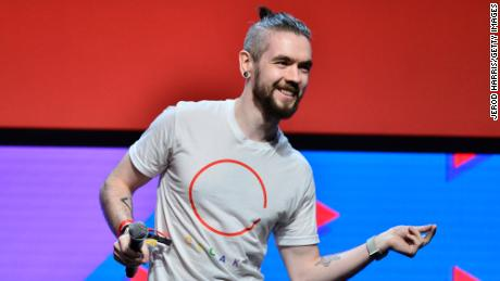 Seán McLoughlin, known as Jacksepticeye on YouTube, raised almost $659,000 during a 12-hour livestream Tuesday.