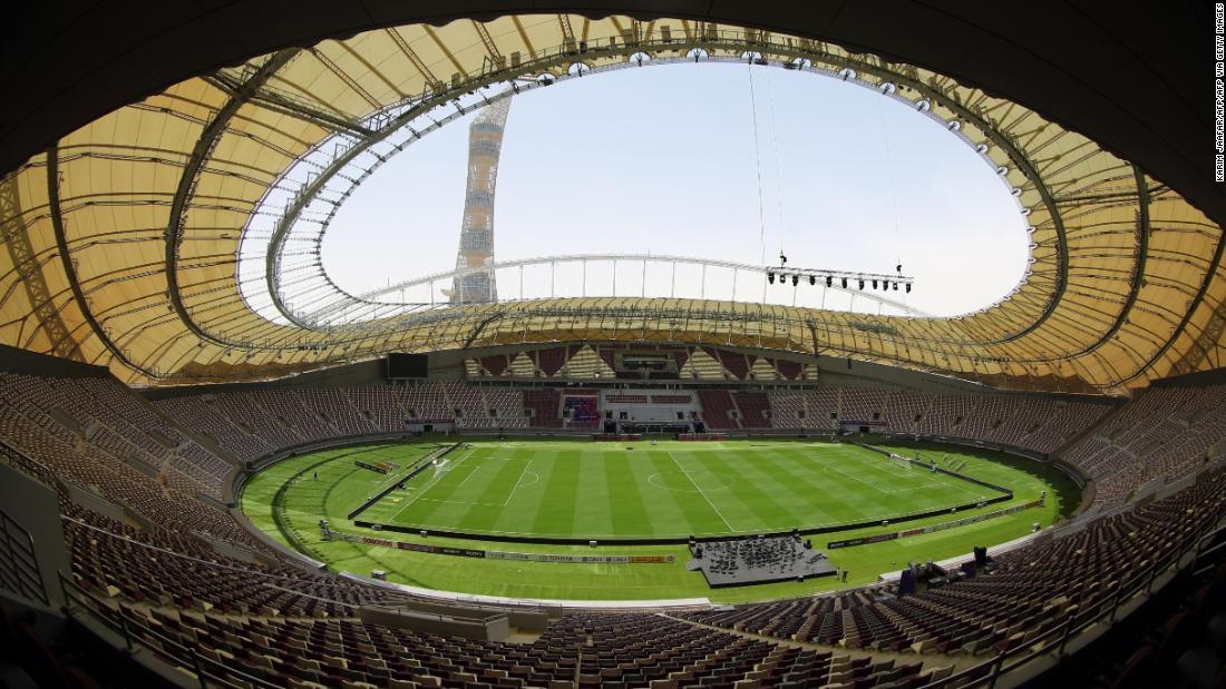 Qatar dan Rusia menyangkal tuduhan penyuapan sekitarnya kualifikasi Piala Dunia