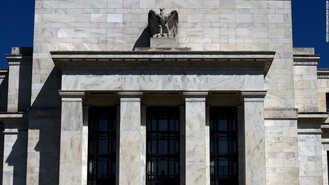 Τρέφονται εξαπολύει ένα άλλο $2.3 τρισεκατομμύρια για να στηρίξει την οικονομία
