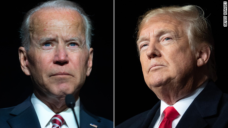 CNN poll: Biden leads Trump in national head-to-head matchup