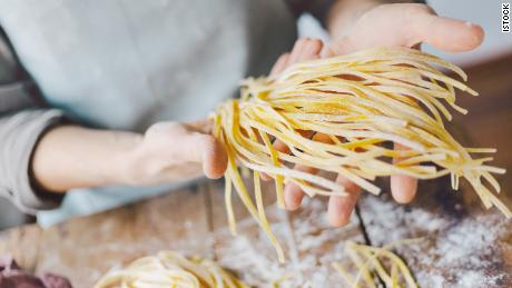 And while the world of pastas is infinite, you actually don't need that much to get started.