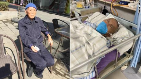 Zhang Hai's father, 76, died from the coronavirus on February 1 after being infected in a hospital in Wuhan.