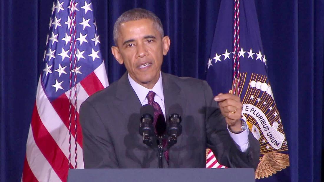 Hear what Obama said in 2014 about pandemics