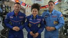 Being an astronaut during a pandemic: 'I think I will feel more isolated on Earth'
