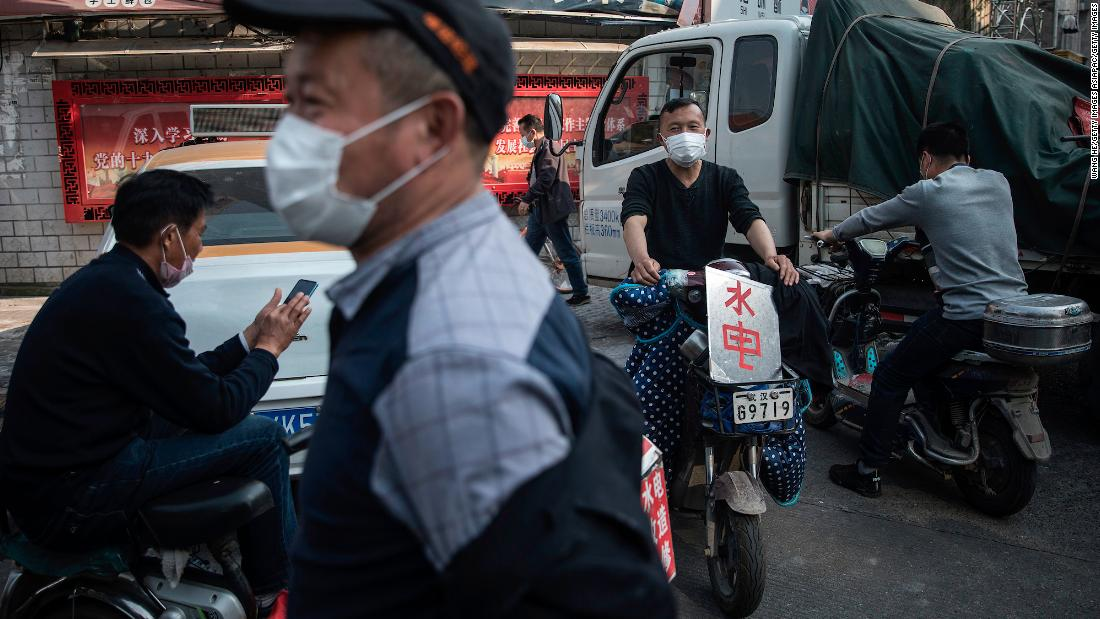 China on knife edge between recovery and new virus wave