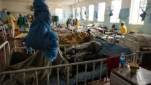 Africa's leaders forced to confront healthcare systems they neglected for years