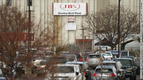 Colorado meat packing plant with thousands of employees closed after coronavirus outbreak
