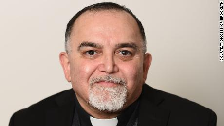 Father Gioacchino Basile presided over a diverse community that has faced a new challenge in the pandemic. He died on April 4 from Covid-19 complications.