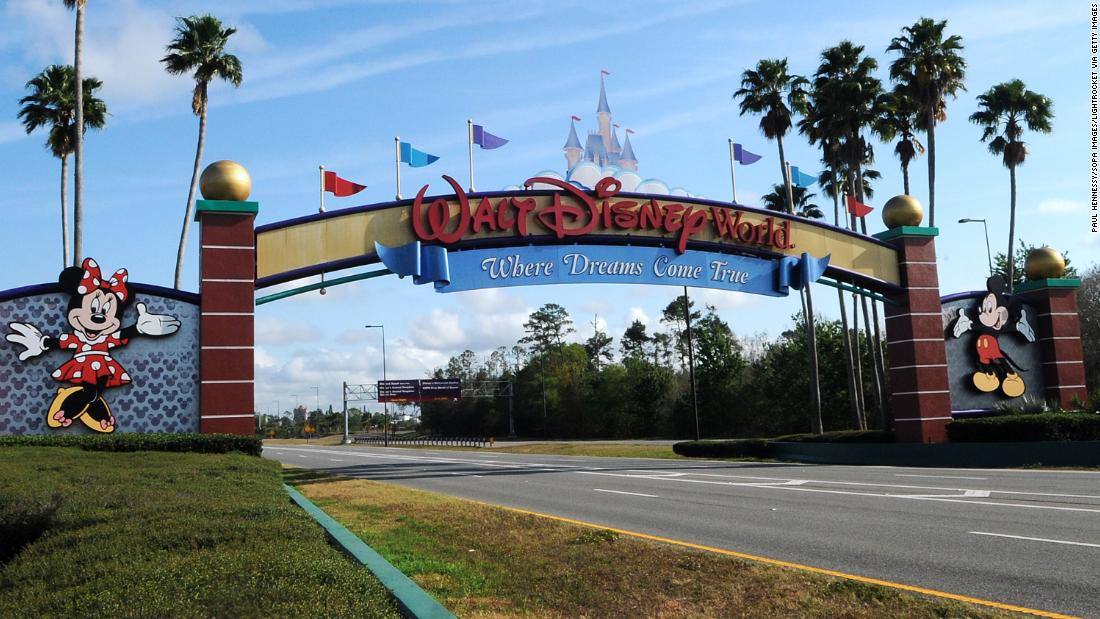 Want to eat or shop at Disney? Say you won't sue. (Opinion)  - CNN