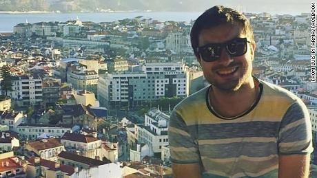 Luis Pitarma, asistenta portugheză căreia Johnson a mulțumit în mesajul său video
