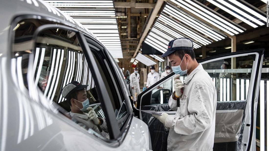 China is giving cash to car buyers to revive crushed sales
