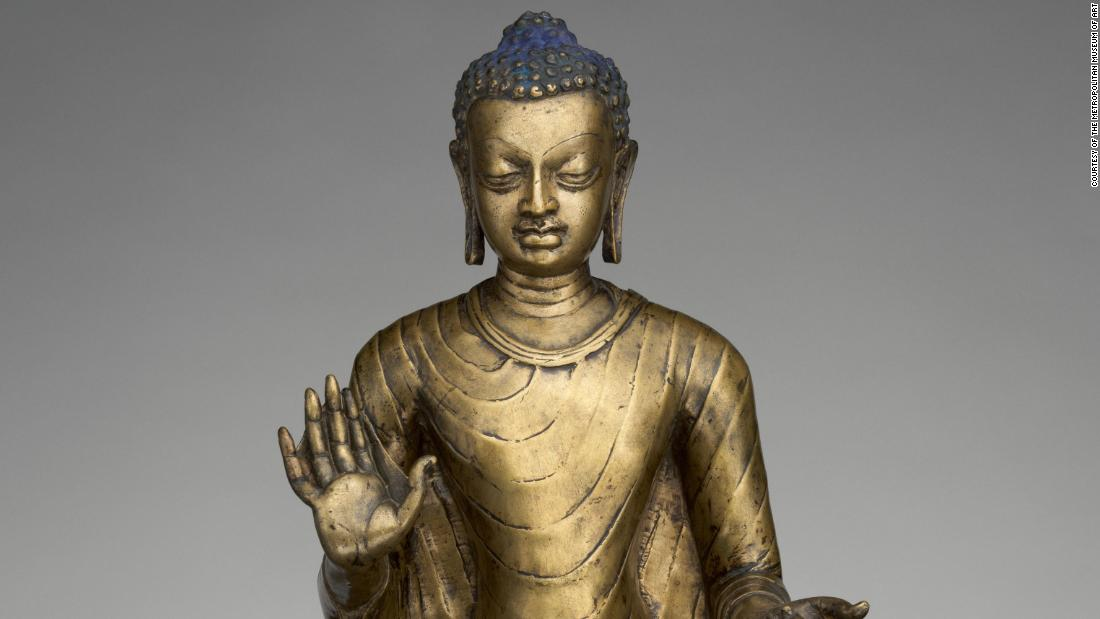 Buddhist art: These ancient images are more timely than you think