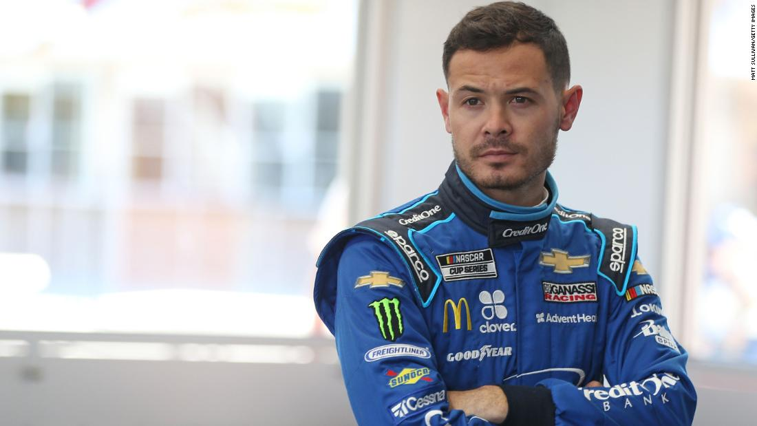 Kyle Larson, NASCAR driver, fired from racing team - CNN