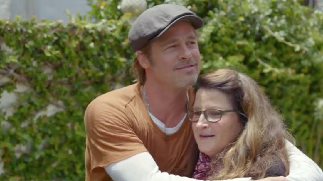 Brad Pitt's HGTV debut on 'Celebrity IOU' is the feel-good TV we all need
