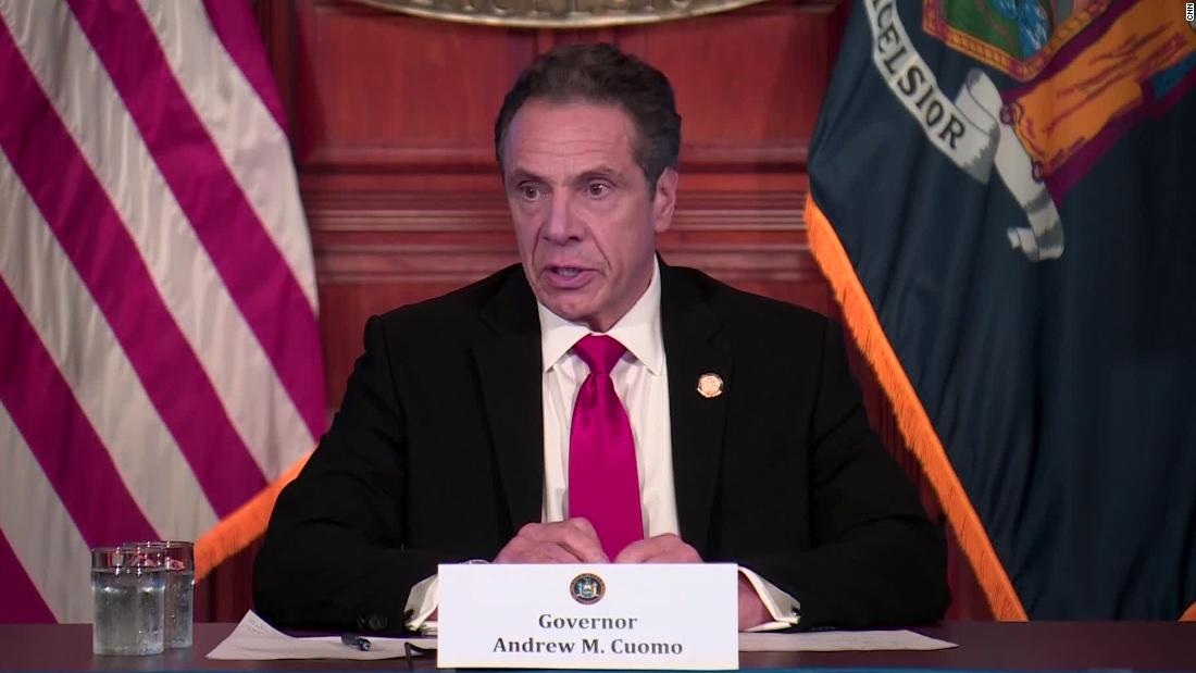 Gov. Andrew Cuomo: We can start looking forward to reopening, but with a plan thumbnail