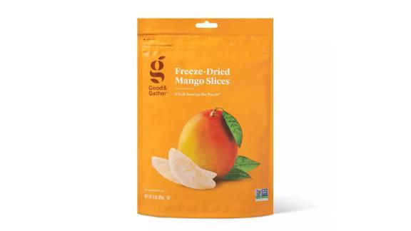 Good & Gather Freeze-Dried Mango Slices