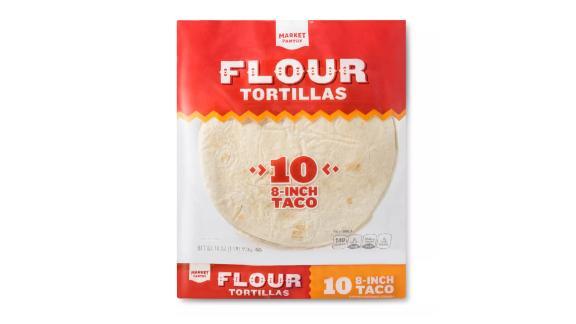 Flour Tortillas, 10 ct