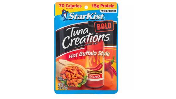 Starkist Tuna Creations BOLD Hot Buffalo Style