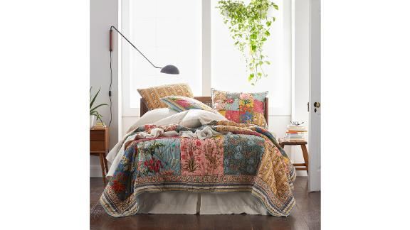 The Company Store Rani Cotton Patchwork Quilt