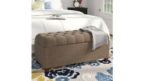 Andover Mills Halvorson Upholstered Bench