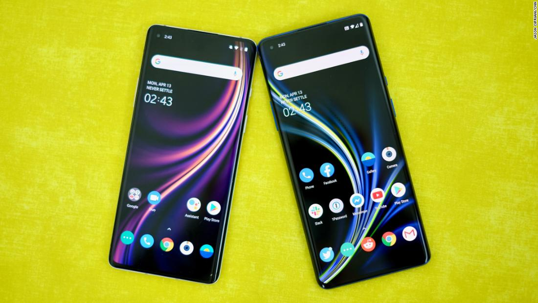 OnePlus 8 and OnePlus 8 Pro review: A one-two punch of ...