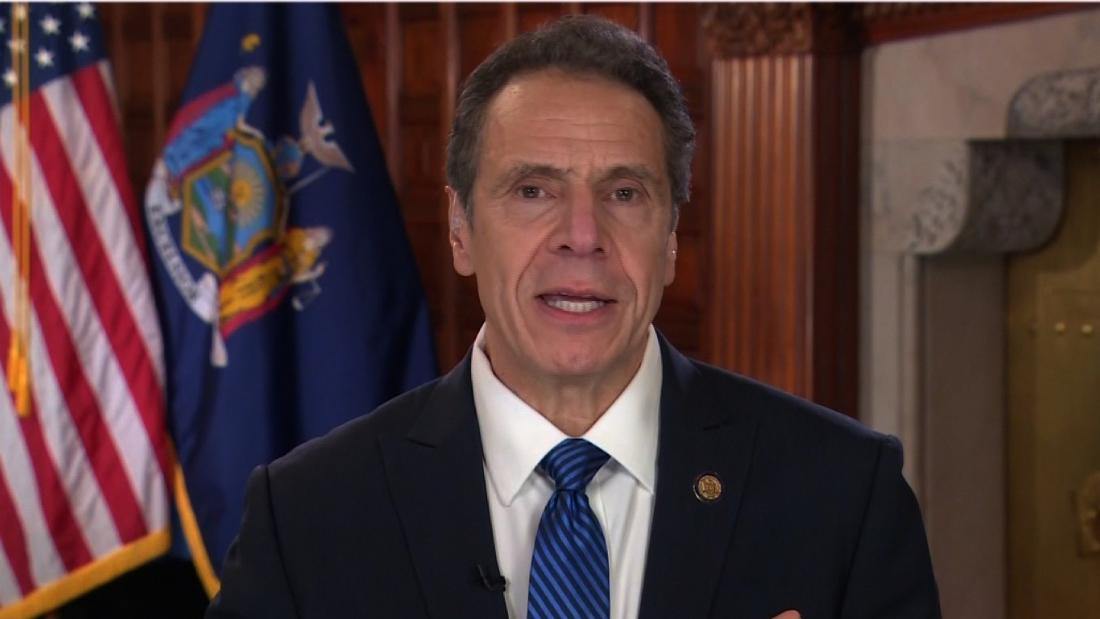 Gov. Andrew Cuomo: We have a constitution, not a king thumbnail