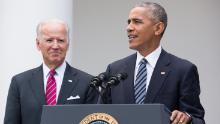 Obama says White House response to coronavirus has been 'absolute chaotic disaster'