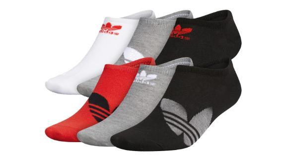 Adidas Trefoil Superlite No-Show Socks