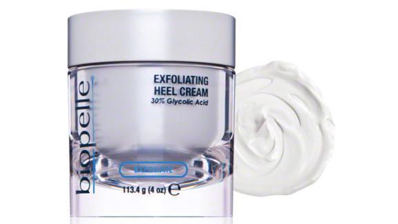 Biopelle Exfoliating Heel Cream