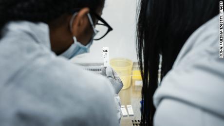 How do antibody tests work?