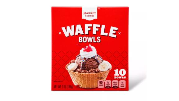 Waffle Bowls, 10-count