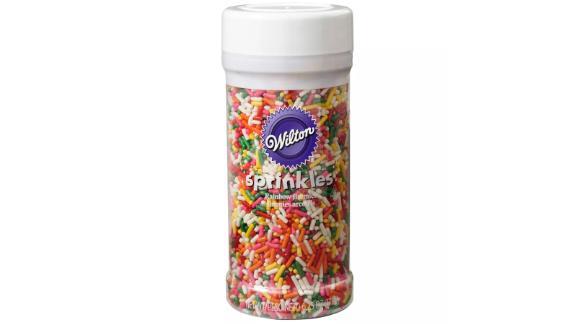 Wilton Rainbow Sprinkles