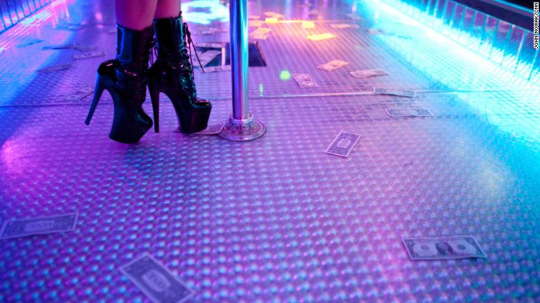 Strip clubs and lobbyists sue for stimulus dollars - CNNPolitics