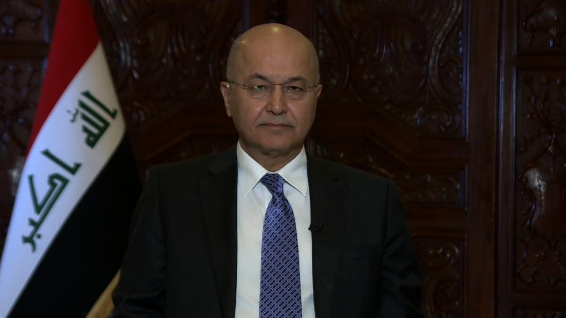 Iraqi President working to reinstate Reuters after suspension
