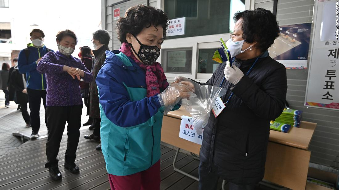 South Korean election 2020: Turnout soars to highest in almost 30 years despite pandemic - CNN