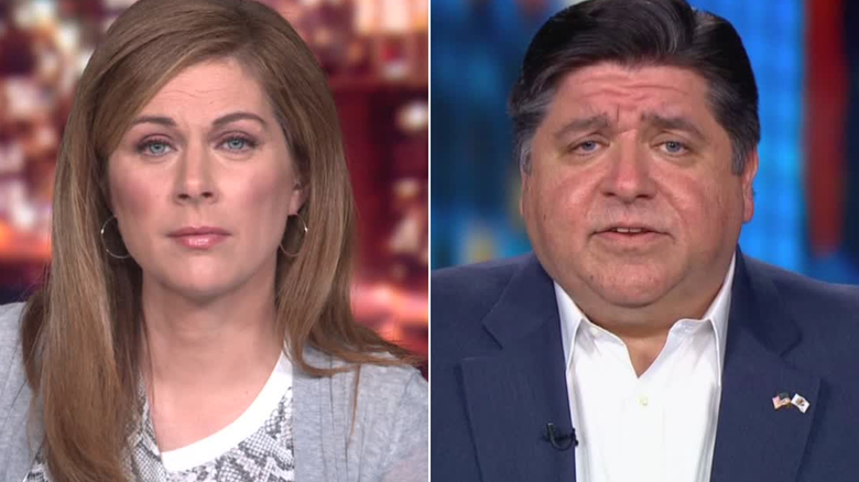 Illinois Gov. J.B. Pritzker pushes back on criticism of state's ...