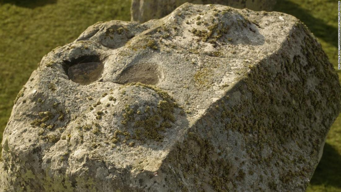 Stonehenge's similarity to LEGO revealed by rare photo   CNN Travel