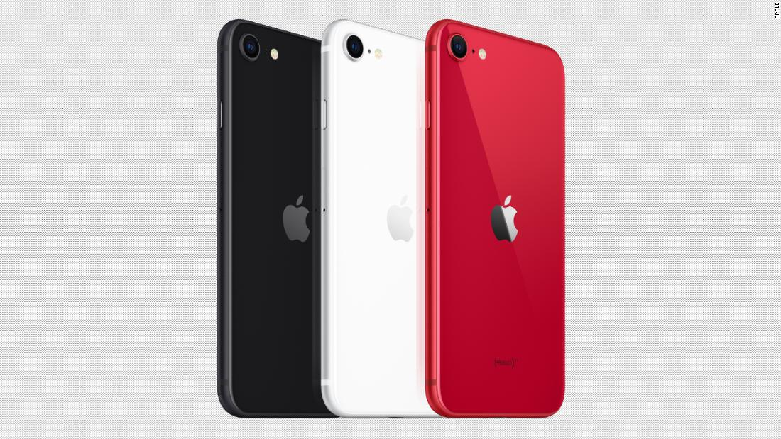 iPhone SE: Pre-orders are open for the most affordable iPhone - CNN