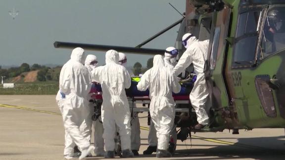 france coronavirus covid 19 pandemic macron military field hospitals bell pkg intl ldn vpx_00004319.jpg