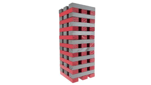 Giant Tower Stacking Game