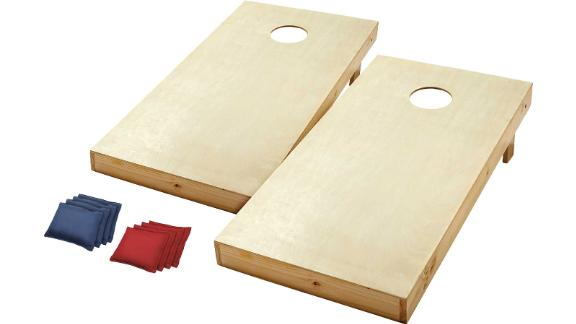 Quest Traditional Cornhole Board Set