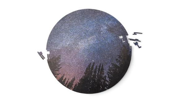 Night Sky Wooden Puzzle