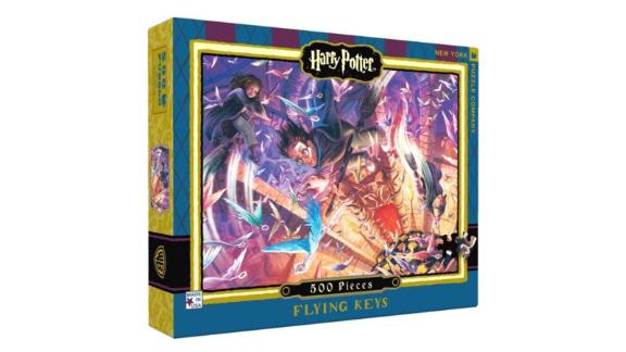 Harry Potter Flying Keys Puzzle