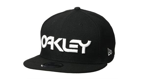 Oakley Men's Mark Novelty Snap Back