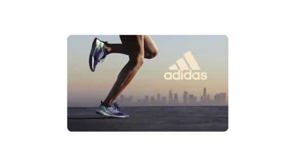 Adidas sale: Buy a $50 gift card for