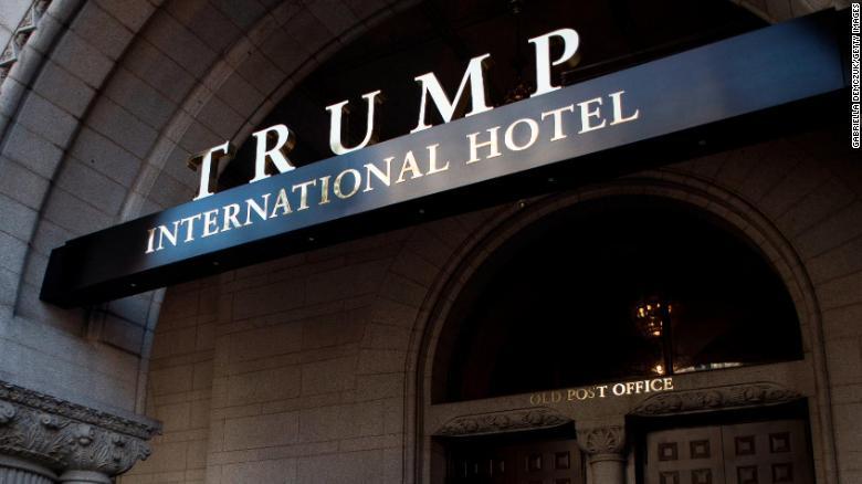 Supreme Court won't revive Democratic-led lawsuit over payments to Trump
